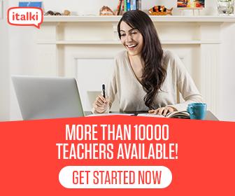 Italki Teachers
