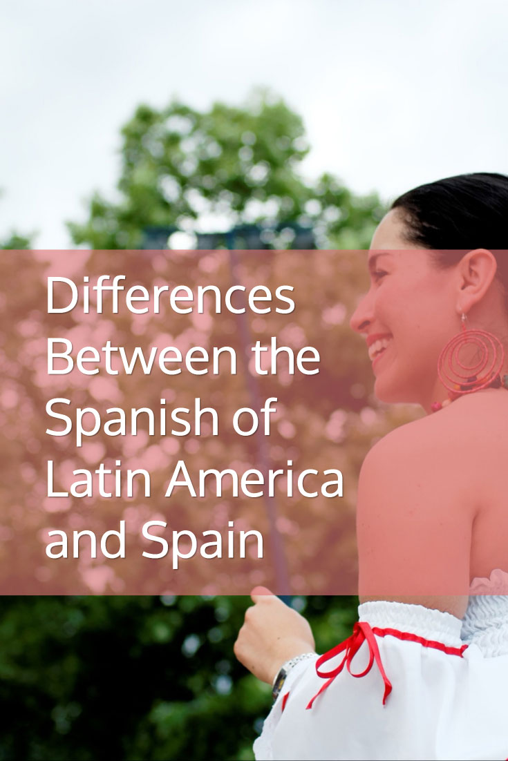 differences between spanish languages pinterest