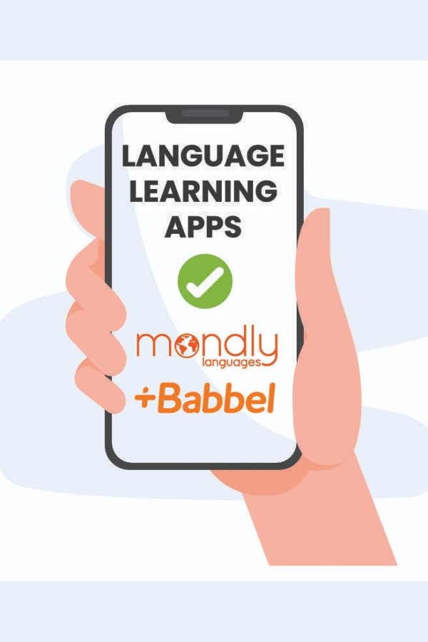 Mondly Vs Babbel Pinterest