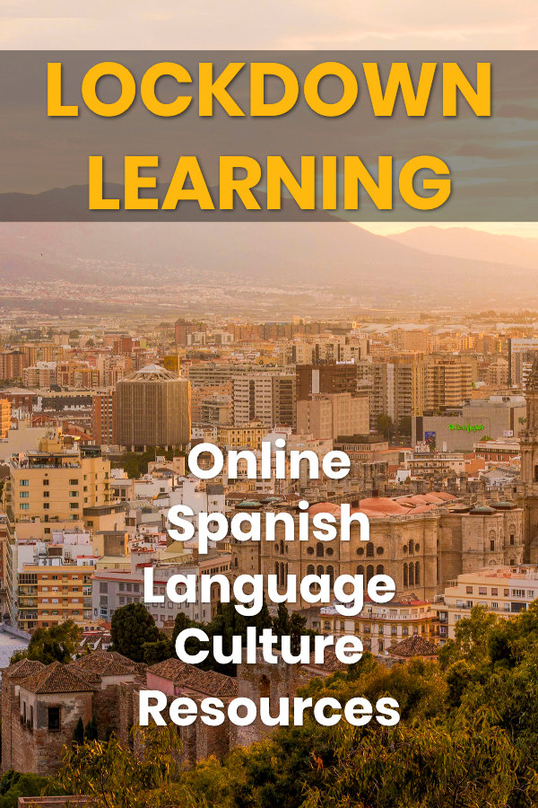 Quarantine Lockdown Learning Spanish 1