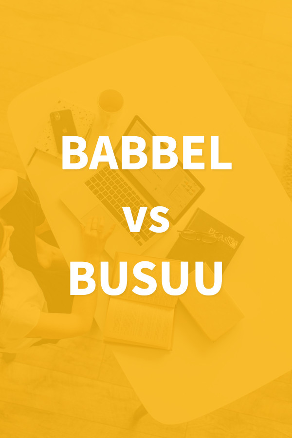 Babbel Vs Busuu Language Apps 1