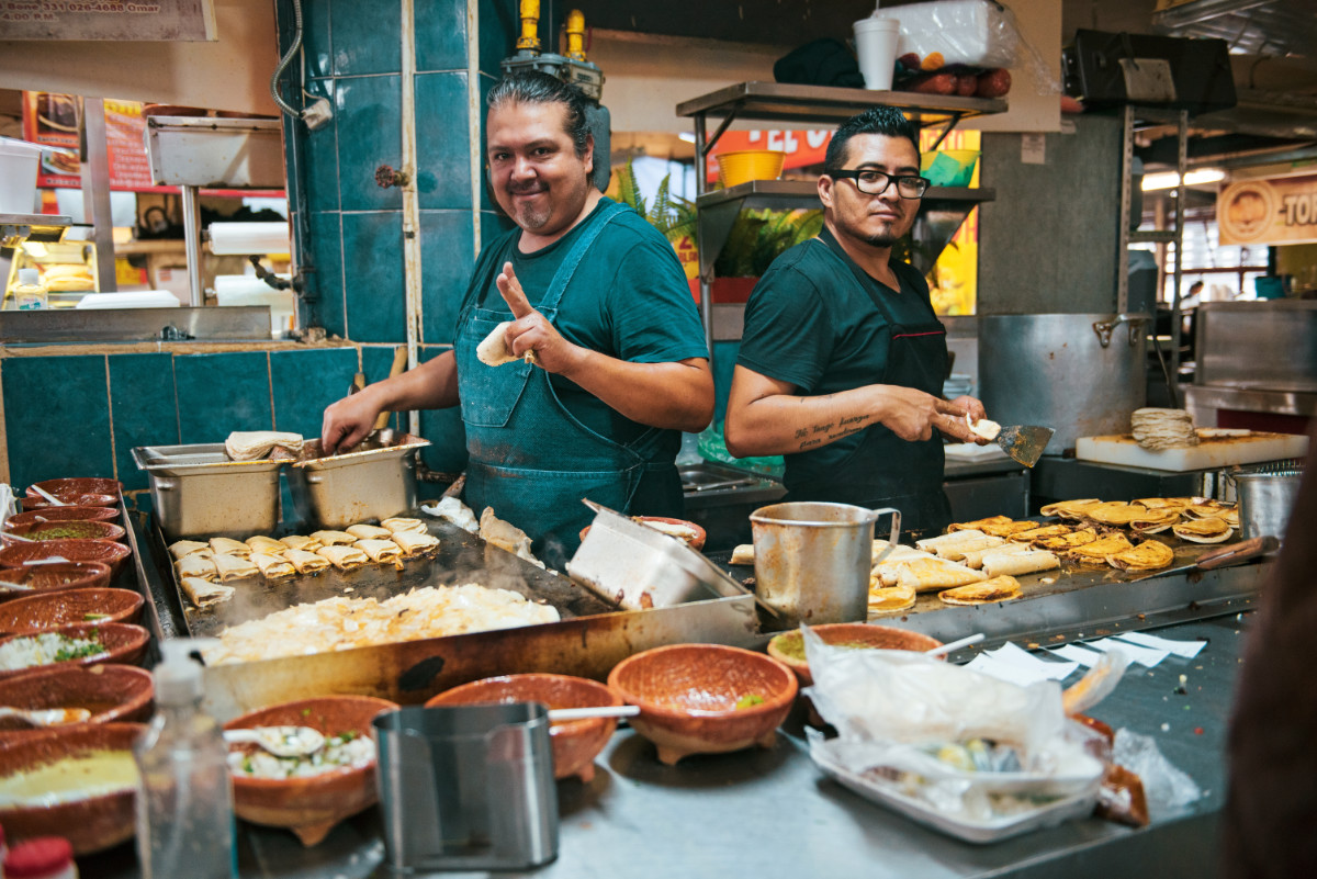 Guide To Ordering Food in Mexico - Latin American Spanish Cafe